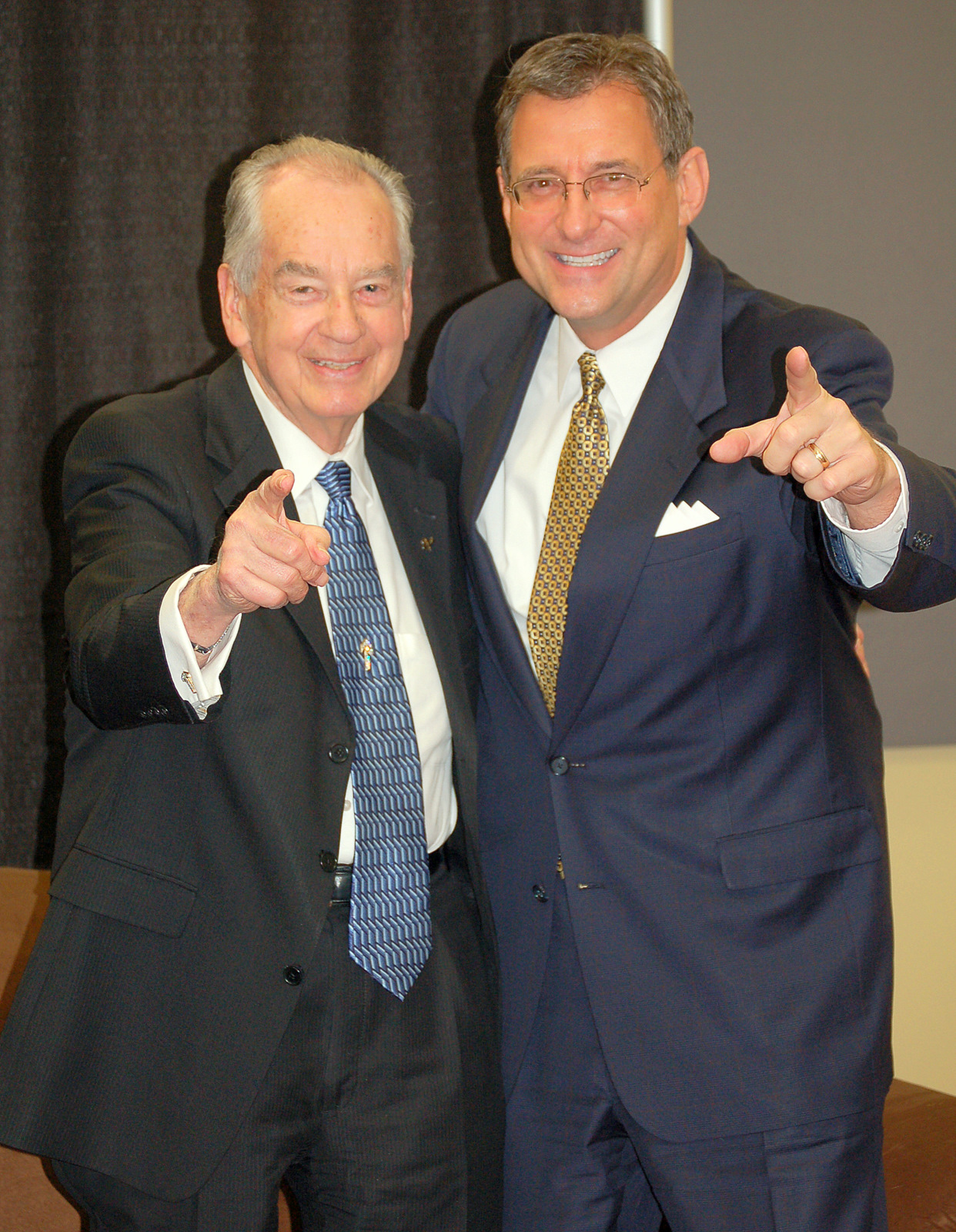 Zig Ziglar & Dan Snell saying - We will SEE YOU AT THE TOP.JPG